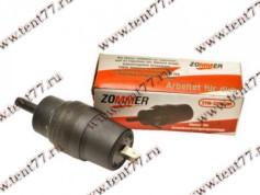 Мотор бачка омывателя Газель 3302,3110,ВАЗ,УАЗ н/об. (2.5)  (черный)