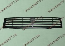 Решетка радиатора Газель 3302 с/об. пластм. (черный)