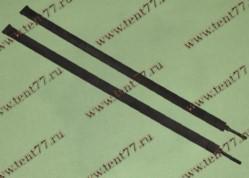 Хомут (лента) топл.бака Газель 3302 (пластм.бак) штырь (к-т 2шт)