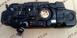 Бак топливный  Газель Некст NEXT  ЦМФ  двигатель EvoTech 2.7 (80л) пластм. (трубки топ.- модуль топлив.)