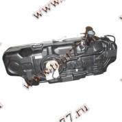 Бак топливный  Газель Некст NEXT  ЦМФ  двигатель Cummins 2.8 (80л) пластм. (трубки топ.- модуль топлив.)