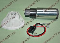 Бензонасос электрический погружной (мотор) двигатель 405,406,4216,ВАЗ (60 л/ч) и фильтр