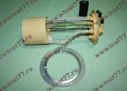 Бензонасос электрический погружной (модуль) двигатель Cummins 2.8 (б/мотора) 3 выхода (под автоном. отопитель)