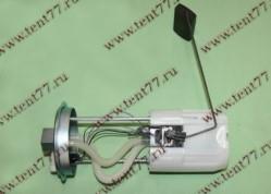 Бензонасос электрический погружной (модуль) двигатель 405 (с/об) Газель 3302 (под резьбу)