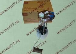 Бензонасос электрический погружной (модуль) двигатель 405 (н/об) Газель 3302 (быстросъем)