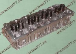 Головка блока цилиндров  двигатель EvoTech 2.7