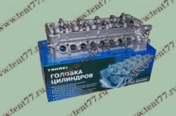 Головка блока цилиндров  двигатель 405, 409 ЕВРО-3