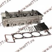 Головка блока цилиндров  двигатель 405, 409 5-ти опорная крепеж и прокладка