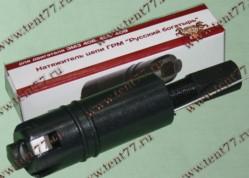 Гидронатяжитель цепи двигатель 406,405,409 (2-х ряд. цепь)  Русский Богатырь  (с индикат. износа)