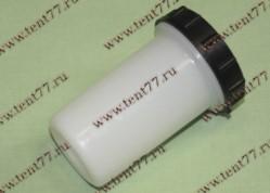 Бачок ГЦС Газель 3302,3110, ГТЦ УАЗ-469 (круглый) в сборе (с крышкой)