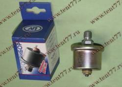 Датчик давл. масла (на стрелку)  двигатель402, Газель 53, ПАЗ, УАЗ (под винт) 6кг/см2