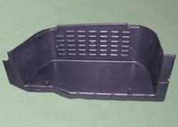 Настил подножки кабины пластмассовый Газель 3302 (правый)
