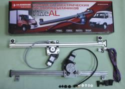 Стеклоподъёмник электрический Газель 3302,2217 (комплект 2шт.) ф|уп *Идеал*