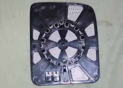 Зеркальный элемент Газель 3302 Некст в рамке с обогревом (левый)