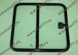Окно раздвижное боковины Газель 2310 Фермер правое (580x555)