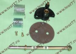 РК дроссельной заслонки двигатель 405