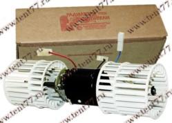 Эл.двигатель отопителя ОСА 9000.12 (12В/90Вт) в сб (с крыльч)