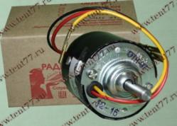 Эл.двигатель отопителя ОСА 3000.24 (24В)