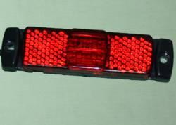Фонарь габаритный задн. светодиод Газель Некст NEXT (красный)