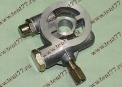 Термоклапан двигатель 405,409 (проставка масл.фильтра)