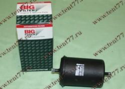 Фильтр топливный (тонкой очистки) Газель 3302 двигатель 406,405 (под хомут) пластм.