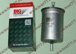Фильтр топливный (тонкой очистки) Газель 3302 двигатель 406,405 (под хомут)
