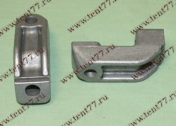 Крепёж топливной рампы Газель 3302 двигатель УМЗ-4216 (к-т 2шт)