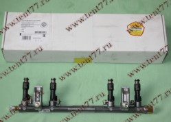 Топливопровод двигатель 4216 Газель 3302 БИЗНЕС ЕВРО-4 (в/сб.с форсунками DELPHI)