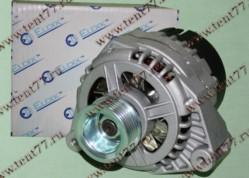 Генератор Газель 3302,3110  двигатель 405,406,409.(115А)
