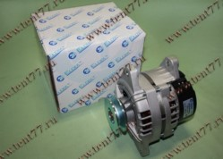Генератор Газель 3302 БИЗНЕС,УАЗ двигатель 4216.10 шир.шкив AVX13 (115А)