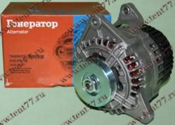 Генератор Газель 3302 БИЗНЕС,УАЗ двигатель 4216.10 шир.шкив AVX13 (110А)