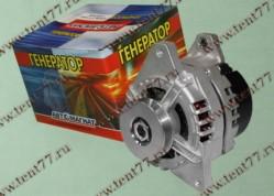 Генератор Газель 3302 БИЗНЕС,УАЗ двигатель 4216.10 шир.шкив AVX13  (90А)