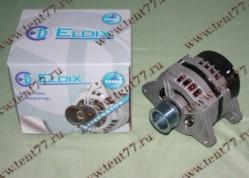 Генератор Газель двигатель 4216 ЕВРО-4, EvoTech п/клин.шкив 6РК (140А)