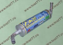 Глушитель Газель 33104 двигатель 245