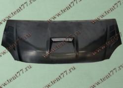 Капот Газель 3302 н/об пластик  SUBARU  с возд/заб. (под покраску)