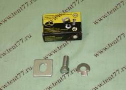 Пластина стопорная кардана Газель 3302,31029 (пластина-стопор-болт) н/об. ф/уп.