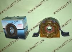Опора карданного вала  Газель 3302 (н/об) в сборе (с кронш) УС (полиуретан)