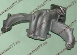 Коллектор выпускной двигатель EvoTech 2.7