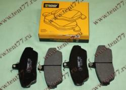Колодки тормозные передний Газель 3302,3110 (ТИИР-260)