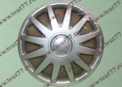 Колпак колеса декор. R16 Газель 3302  Элегант серебро  задн.(к-т 2шт)