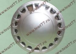Колпак колеса декор. R16 Газель 3302  Сильвер серебро  задн.(к-т 2шт)