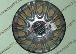 Колпак колеса декор. R16 Газель 3302  X5 серебро-  перед.(к-т 2шт)