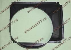Кожух вентилятора (диффузор) Газель 3302 двигатель402