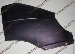 Крыло Газель 3302 правое метал без повторителя