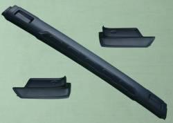 Бампер задний Газель 2705 Революшн пластиковый тюнинг (под покраску)