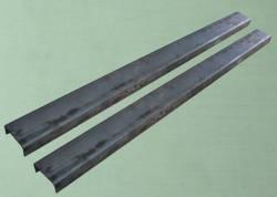 Удлинитель рамы для Газель толщина 4мм. несверлёный комплект 2шт  L-2500мм