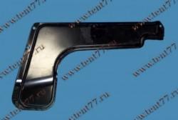 Брызговик моторного отсека Газель 3302,2217 (левый) н/об. с 2003 г.в. (метал)