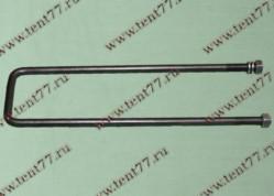 Стремянка кузовная Газель 3302 (320мм) в сборе