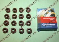Колпачки маслосъемные двигатель 406, ВАЗ 2101-15 (8шт)