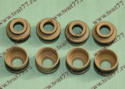 Колпачки маслосъемные двигатель 402,511 (8шт)